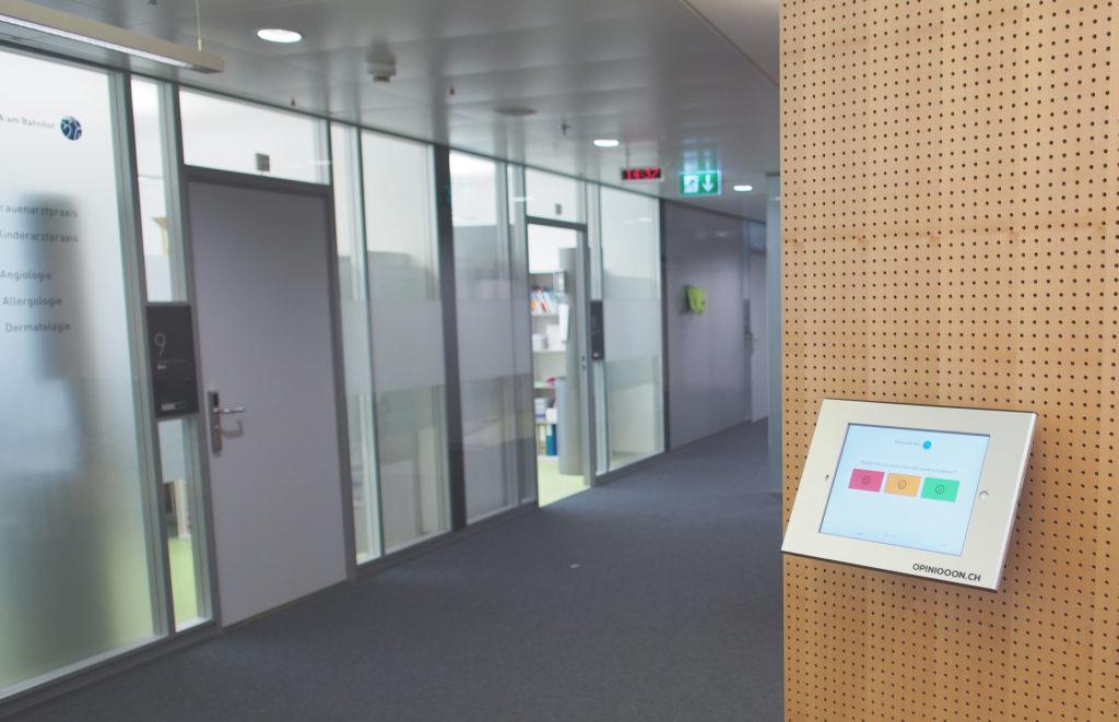 Kantonsspital Aarau Patientenbefragung ambulant