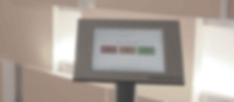 Kundenfeedback Tablet