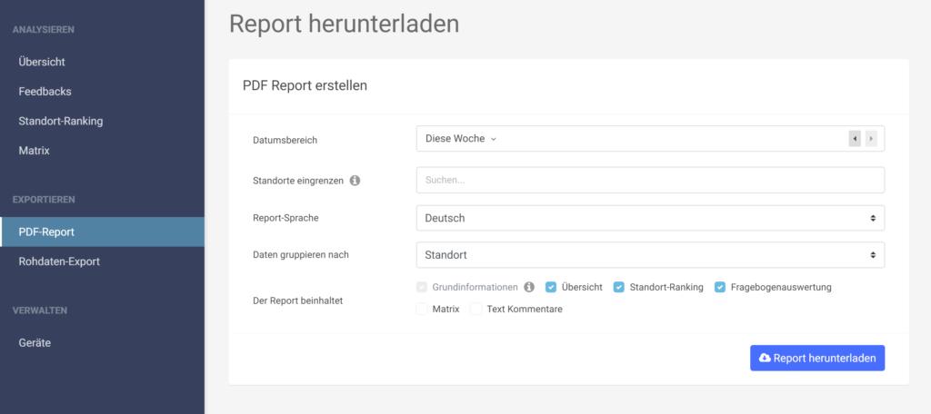 pdf reporting opiniooon