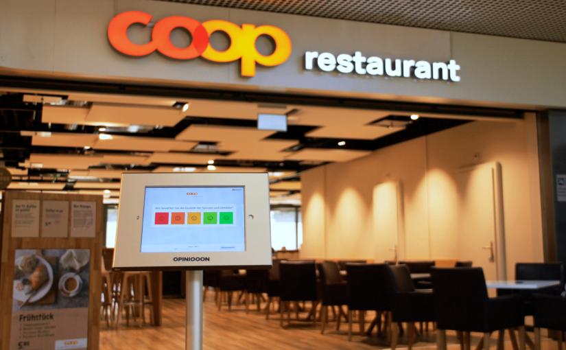 opiniooon Coop Restaurants