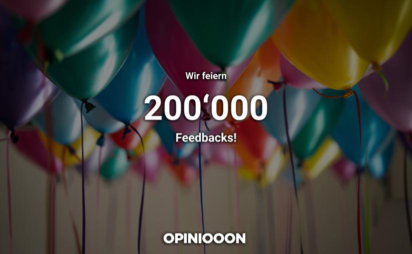 200000 Feedbacks